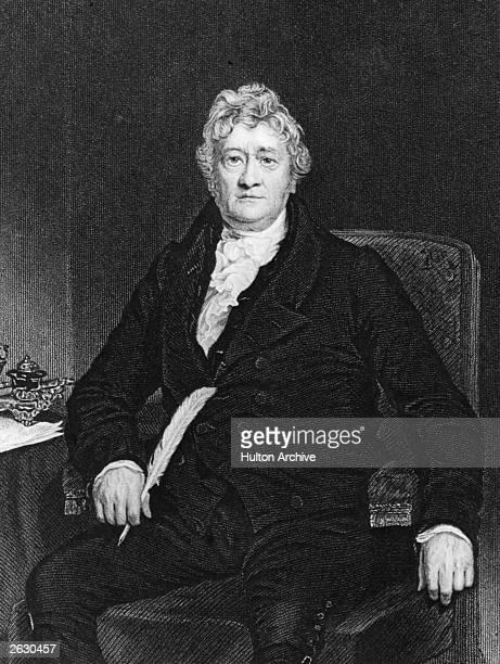 Thomas Clarkson British slavery abolitionist