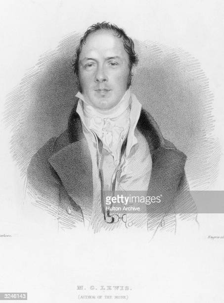 English writer Mathew Gregory Lewis , wrote 'Ambrogio, or the Monk,' 1796, and musical play 'The Castle Spectre' for the Drury Lane Theatre in London...