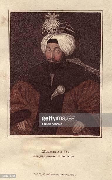 Mahmoud II Sultan of Turkey