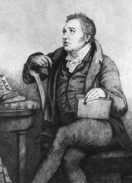 English poet and philosopher Samuel Taylor Coleridge...