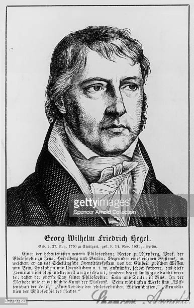 German philosopher Georg Wilhelm Friedrich Hegel A Professor at Heidelberg and Berlin he differed with Kant in allowing that mankind possessed...