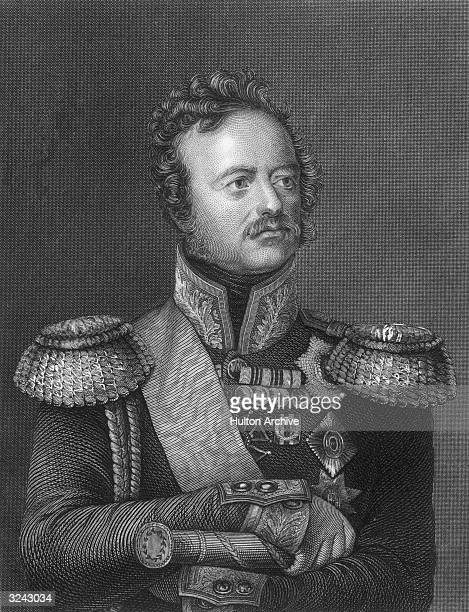 Ivan Fyodorovich Paskevich . Count Erivan, Prince of Warsaw. Russian soldier, field marshal in 1829, viceroy of Poland 1832-56, commanded the...
