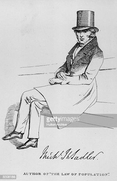 Michael Thomas Sadler . English politician and social reformer. Tory M.P. 1829-32, a leader in factory reform movement, secured passage of Factory...