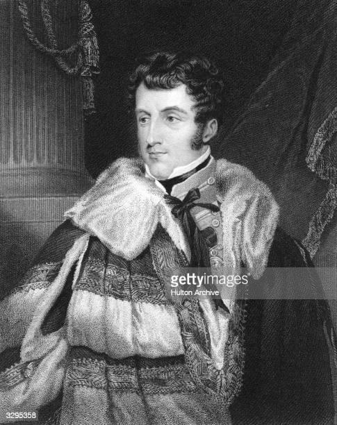 English statesman Charles Lennox 5th Duke of Richmond