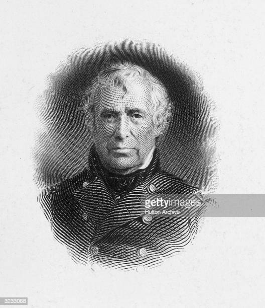 Zachary Taylor American soldier who served as the twelfth president of the United States Known as 'Old Rough and Ready' he fought in the War of 1812...