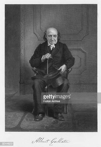 Albert Gallatin American politician US senator member of US House of Representatives 17951801 secretary of the treasury 180114 a peace negotiator for...