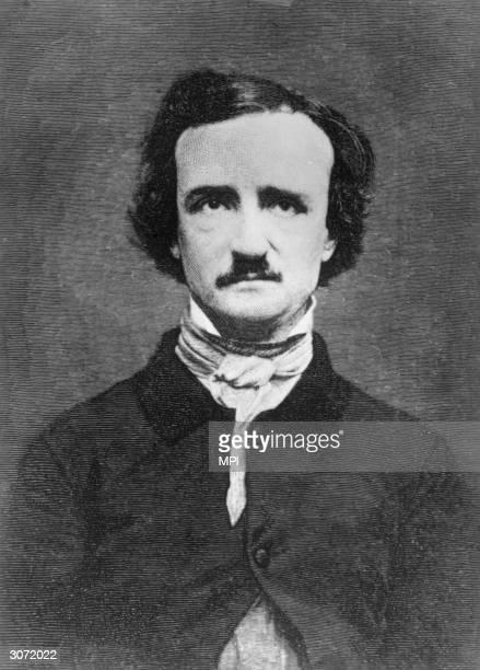 American short story writer poet and critic Edgar Allan Poe