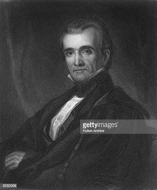 James Knox Polk 11th president of the US Member of US House of Representatives from Tennessee 182539 governor of Tennessee 183941 campaigned for...