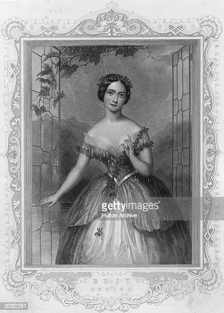 Fanny Cerrito Italian dancer and choreographer who was a prima ballerina at La Scala in Milan Italy and collaborated with French choreographer Jules...