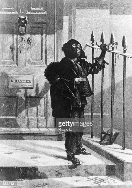 Chimney Sweep Stock Illustrations And Cartoons Getty Images