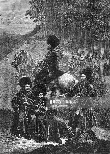 Imam Shamil of Dagestan . Leader of Muslims in the Caucasus. In holy war against Russians, elected third imam of Dagestan in 1834, which he...