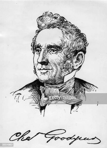 American Charles Goodyear inventor of vulcanised rubber