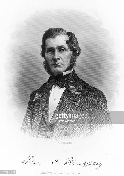 Henry Cruse Murphy American lawyer politician and scholar US minister to the Netherlands