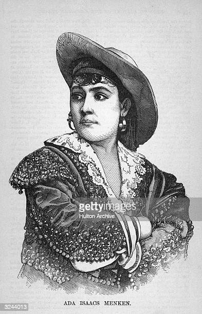 Adah Isaacs Menken . American actress, very successful in 'Mazeppa,' 1861, New York, and London in 'Pirates of the Savannah,' Paris, 1866.