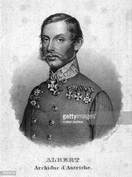 Albert Archduke of Austria