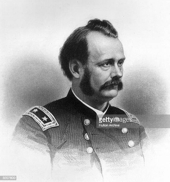 American soldier and politician Lovell Harrison Rousseau . Born Kentucky, Whig member, Indiana State legislature 1844, in Mexican War '46-47, member,...