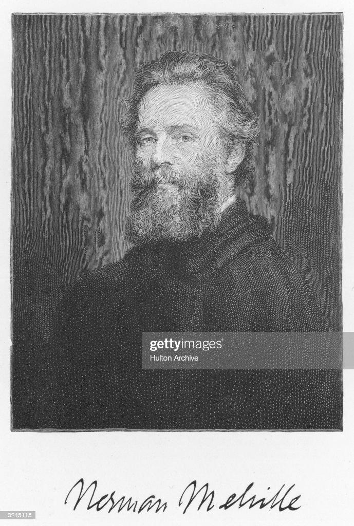 Herman Melville : News Photo