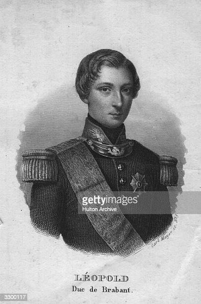 King Leopold II of Belgium probably just before he became King in 1865
