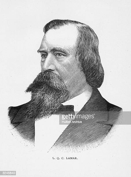Lucius Quintus Cincinnatus Lamar American lawyer and politician member United States House of Representatives 185760 in Confederate army appointed...