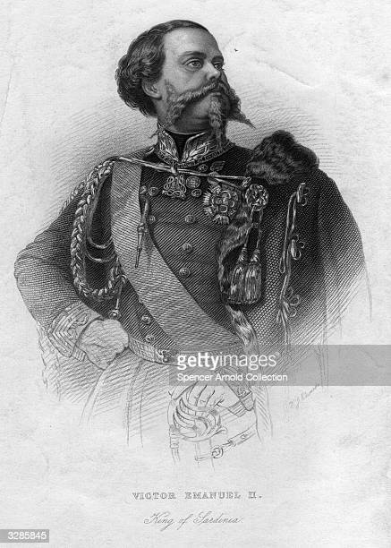 Victor Emmanuel II first king of Italy from 1861