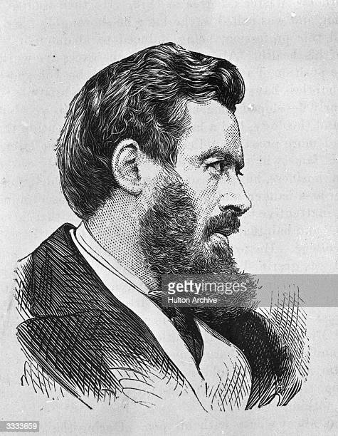 English economist and journalist Walter Bagehot Editor of the Economist and author of several books on politics and the constitution