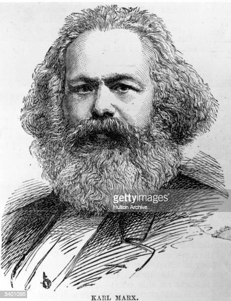 German social, political and economic theorist Karl Marx the inspiration of modern international communism.