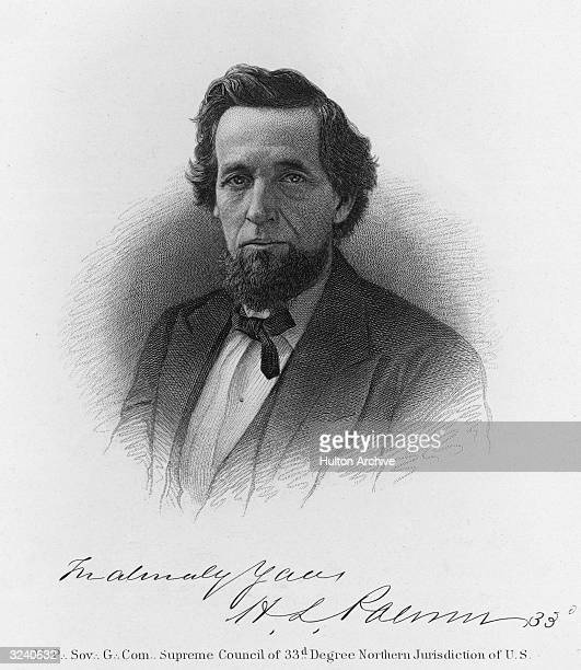 Henry L Palmer American lawyer politician and national officer of the Freemasons