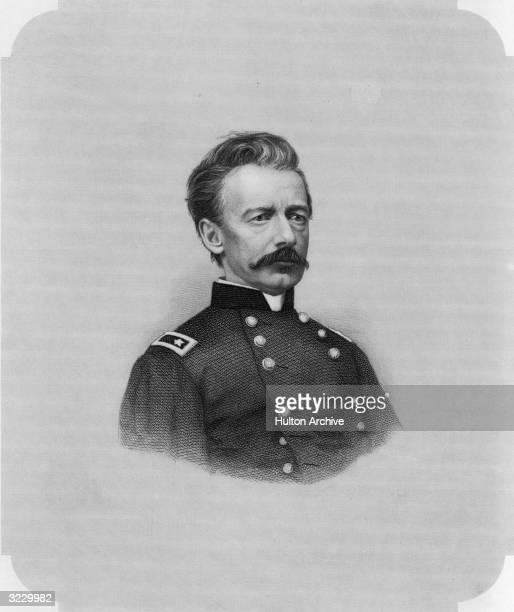 Henry Warner Slocum American soldier and politician Member NY State legislature 1859 in the Civil War a colonel of the 28th NY Volunteers in the...