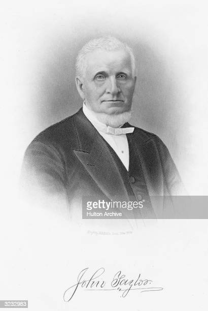John Taylor American leader in the Mormon church who edited a newspaper at Joseph Smith's Mormon community in Illinois from 184246 and became the...