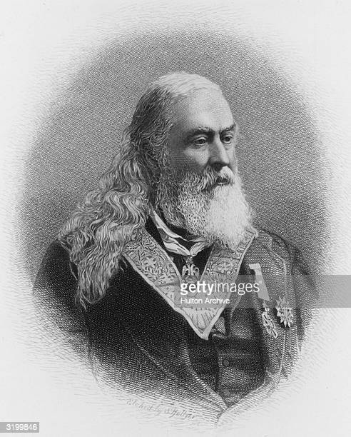 Albert Pike American lawyer writer and officer in the Brotherhood of Freemasons
