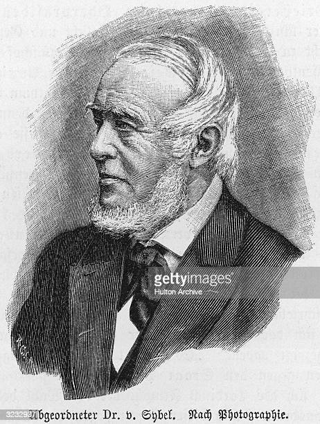 Heinrich von Sybel German historian and political activist who promoted German nationalist and Protestant causes and founded the 'Historische...