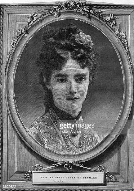 Princess Thyra, Duchess of Cumberland, , the fourth daughter of King Christian IX of Denmark, as Princess Thyra of Denmark. She married Ernest...