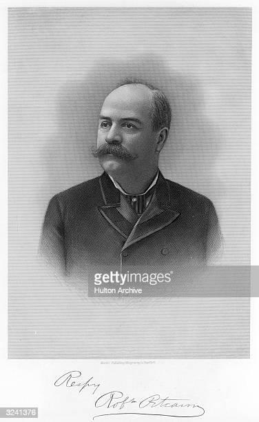 Robert Pitcairn American railroad executive
