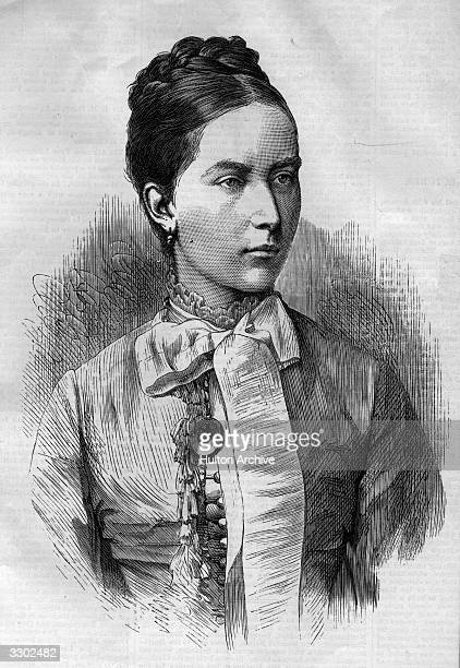 Charlotte Princess of Prussia daughter of Frederick III the German Emperor and 8th King of Prussia and Victoria Princess royal of Britain