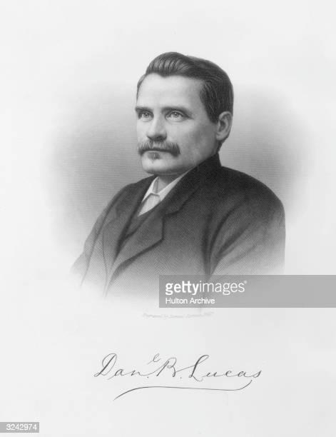Daniel Bedinger Lucas American lawyer and poet