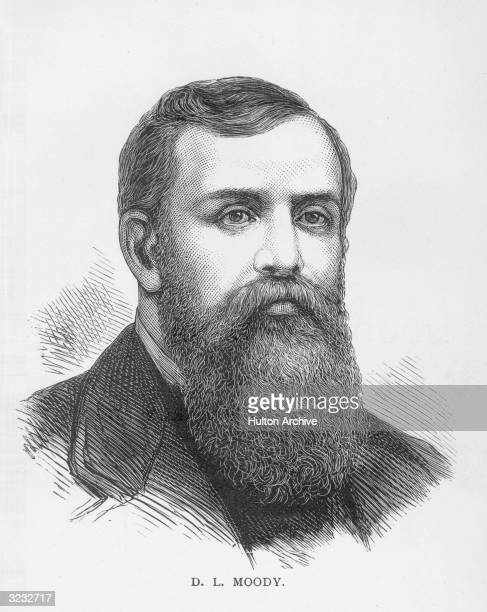 Dwight Lyman Moody . American evangelist, non-denominational preacher, and shoe salesman who toured the US and Britain. Published 'Gospel Hymns,'...
