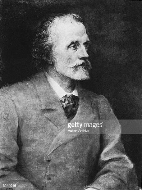 George Meredith English novelist and poet contributed to many journals and magazines