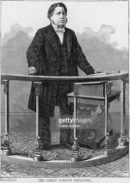 Charles Haddon Spurgeon English Baptist preacher and author He could preach to upto 6000 people at a time at The Metropolitan Tabernacle which was...