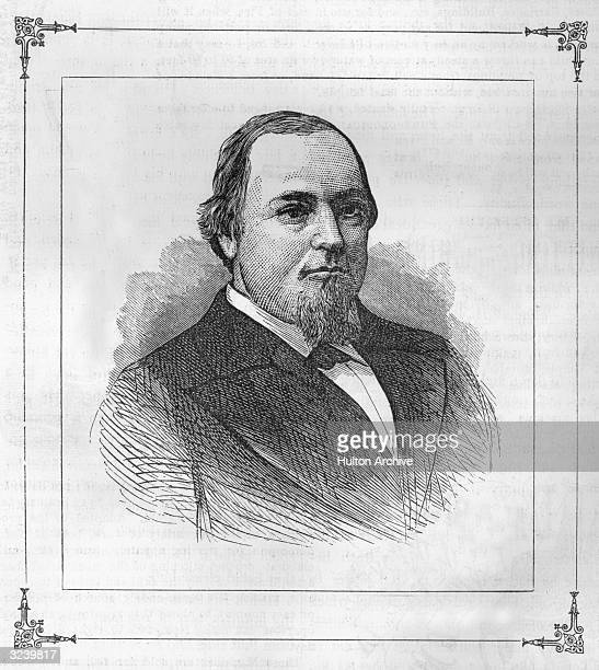 George Washington McCrary American lawyer jurist and politician to the Iowa bar appointed to the Iowa state Supreme Court member US Congress 186874...