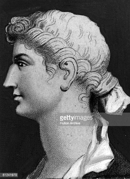 Circa 50 BC Roman matron Octavia daughter of general Octavius and greatniece of Julius Caesar She was the sister of Octavian who later became the...