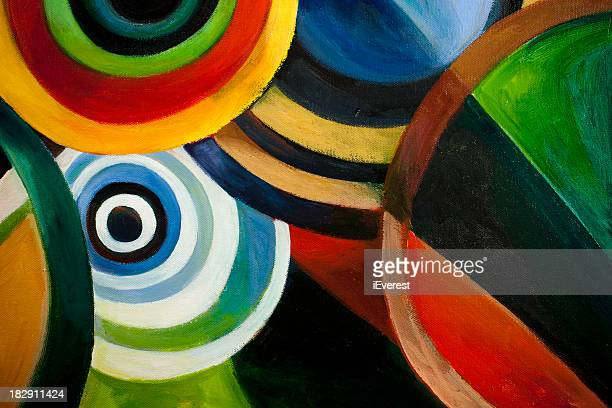Circle Backgrounds XXXL