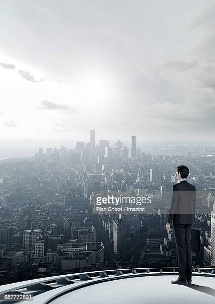 City and vision