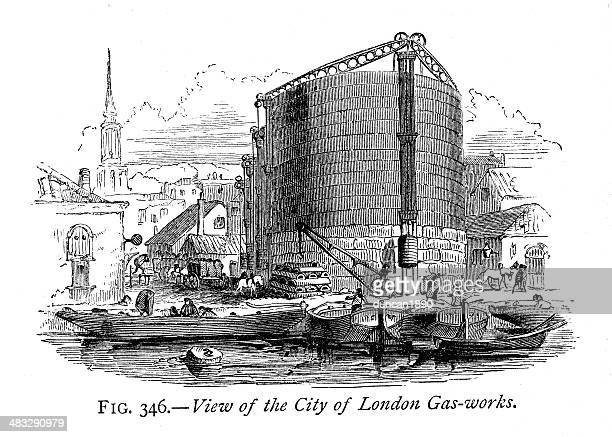 City of London Gas Works