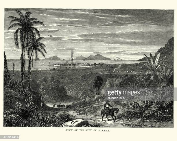 City of Panama, 19th Century