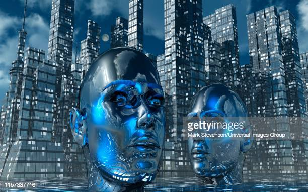 City Run By Artificial Intelligence.