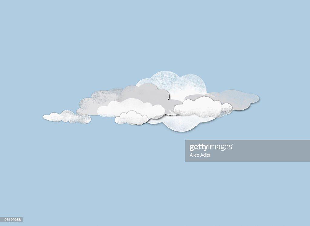 Clouds : Ilustração