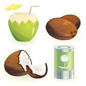 Coconut and products