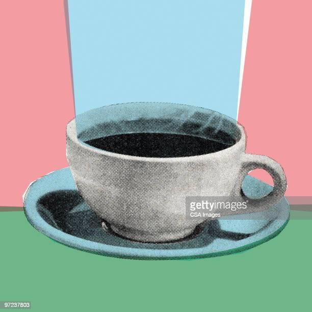 ilustraciones, imágenes clip art, dibujos animados e iconos de stock de coffee - olores agradables
