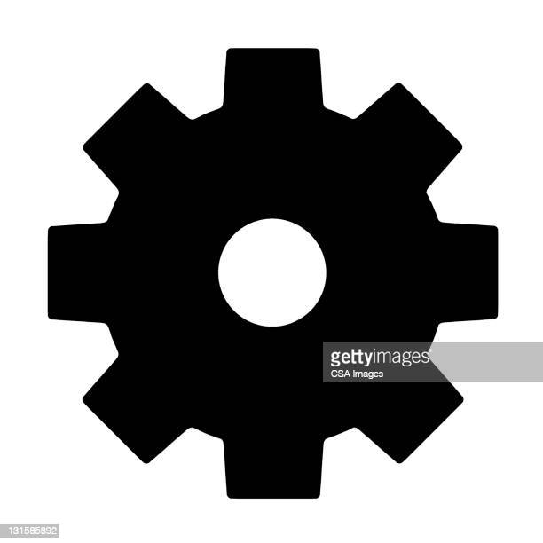 cog - cog stock illustrations