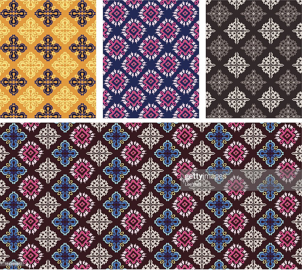 Collection of Seamless Pattern